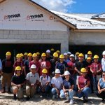 The Immokalee Foundation students learn about home construction and sales during recent career day with Pulte Homes