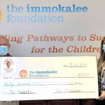 The Immokalee Foundation receives $30,000 donation from Terra Cotta Golf Charities