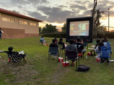 the immokalee foundations college vlog night
