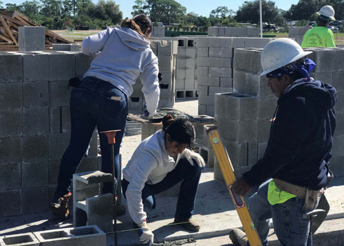 The Immokalee Foundation's students gain hands-on experience at the Career Pathways Learning Lab.